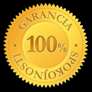 garancia spokojnosti