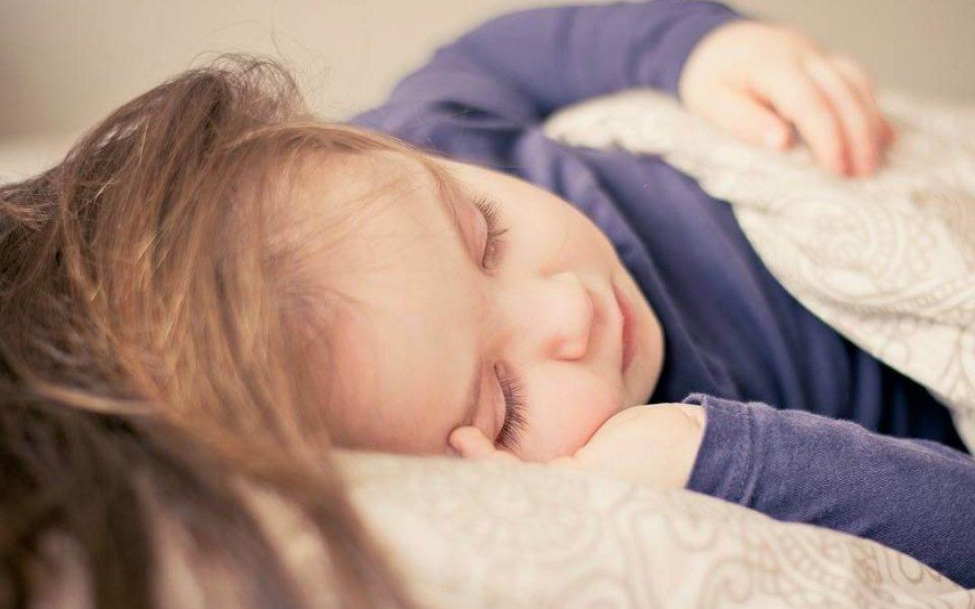 Ako uspať dieťa